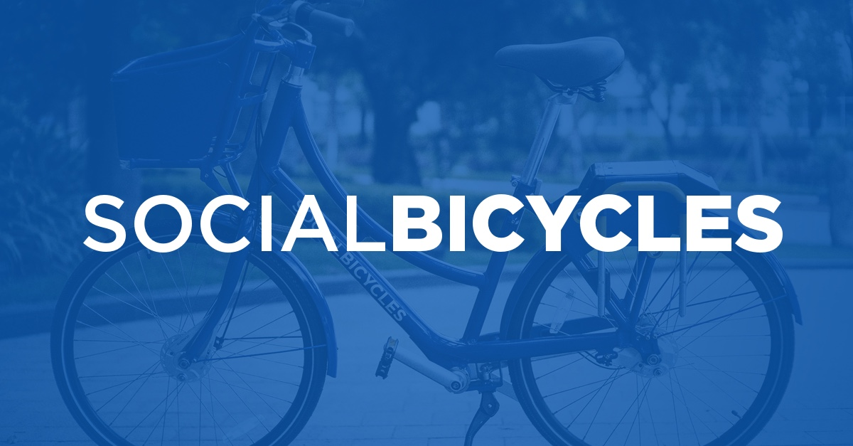 Social Bicycles - affordable and scalable bikeshare technology